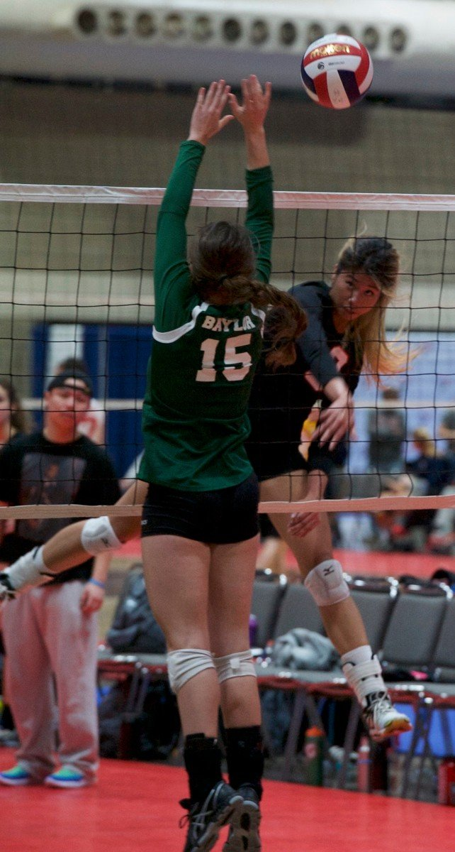 Why an outside hitter is important